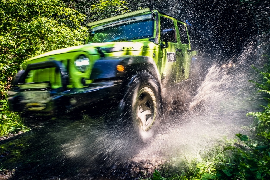 Jeep - offroad
